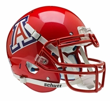 Arizona Wildcats Red Schutt XP Authentic Helmet
