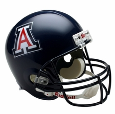 Arizona Wildcats Blue Riddell Deluxe Replica Helmet