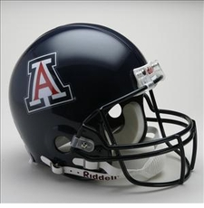 Arizona Wildcats Riddell Pro Line Authentic Helmet