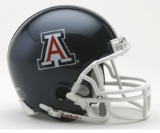 Arizona Wildcats Riddell Replica Mini Helmet