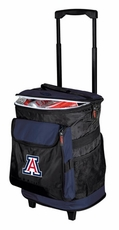 Arizona Wildcats Rolling Cooler