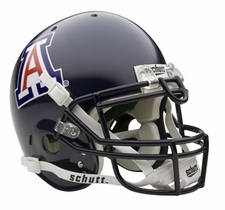 Arizona Wildcats Schutt Authentic Full Size Helmet