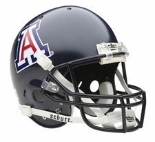 Arizona Wildcats Blue Schutt Full Size Replica Helmet