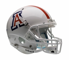 Arizona Wildcats White Schutt XP Full Size Replica Helmet