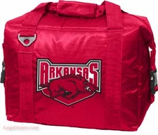 Arkansas Razorbacks 12 Pack Small Cooler