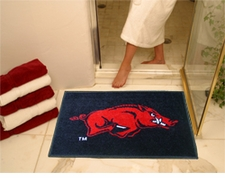 "Arkansas Razorbacks 34""x45"" All-Star Floor Mat"