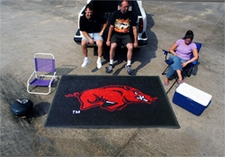 Arkansas Razorbacks 5'x8' Ulti-mat Floor Mat