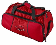 Arkansas Razorbacks Athletic Duffel Bag