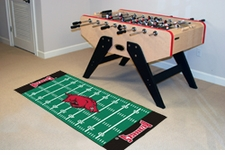 "Arkansas Razorbacks Football Runner 30""x72"" Floor Mat"