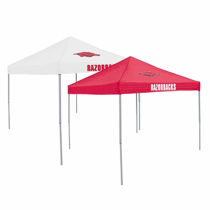Arkansas Razorbacks Home / Away Reversible Logo Tailgate Tent