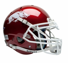 Arkansas Razorbacks Red Schutt XP Full Size Replica Helmet