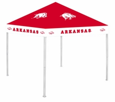 Arkansas Razorbacks Rivalry Tailgate Canopy Tent