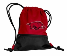 Arkansas Razorbacks String Pack / Backpack