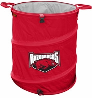 Arkansas Razorbacks Tailgate Trash Can / Cooler / Laundry Hamper