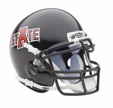 Arkansas State Red Wolves Schutt Authentic Mini Helmet