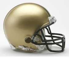 Army Black Knights Riddell Replica Mini Helmet