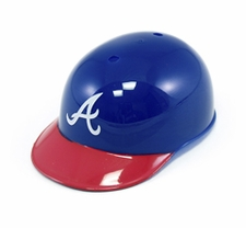 Atlanta Braves Replica Full Size Souvenir Batting Helmet