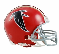 Atlanta Falcons 1966-69 Throwback Replica Mini Helmet