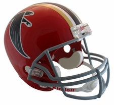 Atlanta Falcons 1966-69 Throwback Riddell Deluxe Replica Helmet