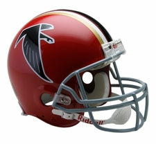 Atlanta Falcons 1966-69 Throwback Riddell Pro Line Helmet