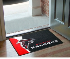 "Atlanta Falcons 20""x30"" Uniform-Inspired Floor Mat"