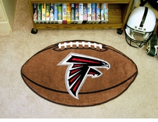 "Atlanta Falcons 22""x35"" Football Floor Mat"