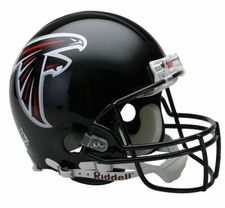 Atlanta Falcons Riddell Full Size Authentic Helmet