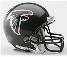 Atlanta Falcons Riddell Replica Mini Helmet