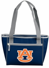 Auburn Tigers 16 Can Cooler Tote