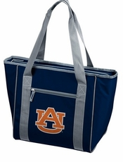 Auburn Tigers 30 Can Cooler Tote