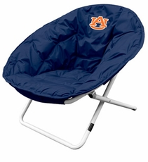 Auburn Tigers Blue Sphere Chair