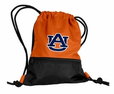 Auburn Tigers Carrot String Pack / Backpack