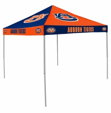 Auburn Tigers Checkerboard Logo Canopy Tailgate Tent