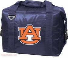 Auburn Tigers Navy 12 Pack Small Cooler
