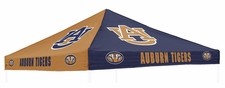 Auburn Tigers Navy / Orange Logo Tent Replacement Canopy