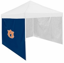 Auburn Tigers Navy Side Panel for Logo Tents