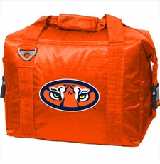 Auburn Tigers Orange 12 Pack Small Cooler
