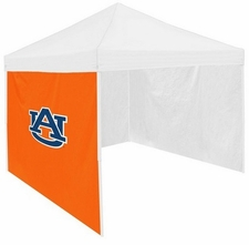 Auburn Tigers Orange Side Panel for Logo Tents