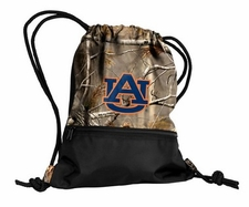 Auburn Tigers Realtree String Pack / Backpack