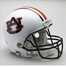Auburn Tigers Riddell Pro Line Authentic Helmet