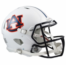 Auburn Tigers Riddell Revolution Speed Authentic Helmet