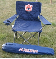 Auburn Tigers Rivalry Adult Chair