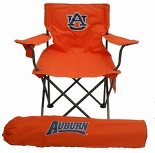 Auburn Tigers Rivalry Orange Adult Chair