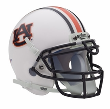 Auburn Tigers Schutt Authentic Mini Helmet