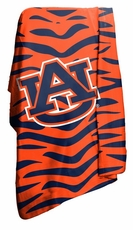 Auburn Tigers Stripe Classic Fleece
