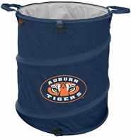 Auburn Tigers Tailgate Trash Can / Cooler / Laundry Hamper