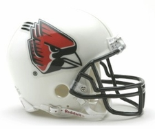 Ball State Cardinals Riddell Replica Mini Helmet