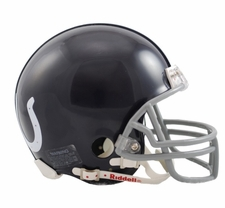 Baltimore Colts 1955 Throwback Replica Mini Helmet