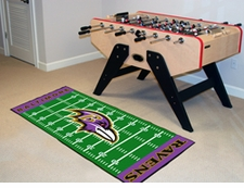 "Baltimore Ravens Runner 30""x72"" Floor Mat"