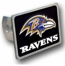 Baltimore Ravens Trailer Hitch Cover